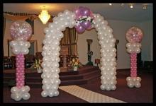 М-шар - оформление воздушными шарами
