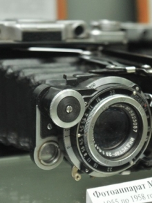 Выставка - Фотоаппарат и время