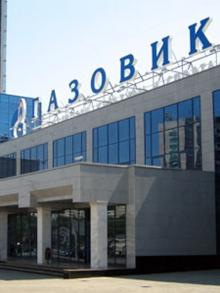 Газовик - бассейн