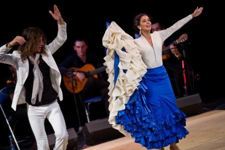 фламенко в Оренбурге